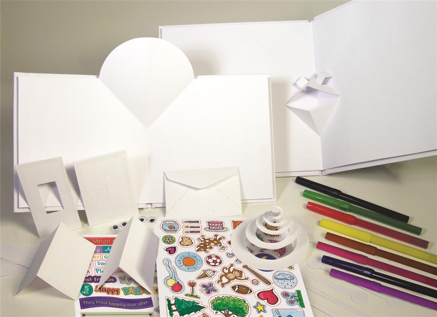 Set Creativity Album Pop Up Faber-castell