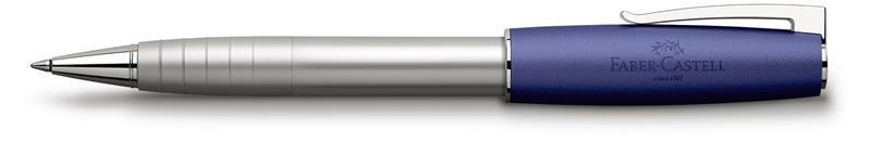 Roller Loom Metallic Albastru Faber-castell imagine
