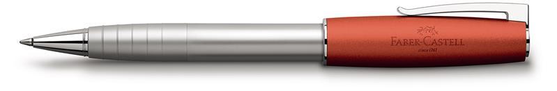 Roller Loom Metallic Portocaliu Faber-castell imagine