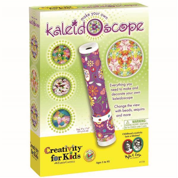 Set Creativity Caleidoscop Faber-castell