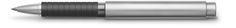 Roller Basic Metal Mat Capac Negru Faber-castell