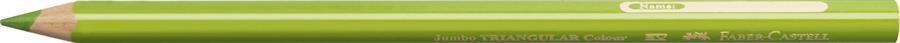 Creioane Colorate Jumbo + Ascutitoare Faber-castell 30 Culori / Cutie Carton