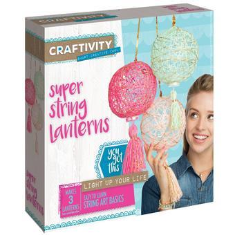Set Craftivity Lampi Cu Fir Faber-castell