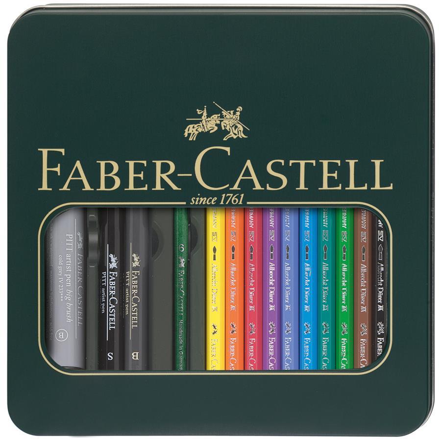 Set Cadou A. Durer Si Pitt Artist Pen Faber-castell