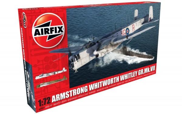 Kit Constructie Airfix Armstrong Whitworth Whitley Mk.vii Scara 1:72