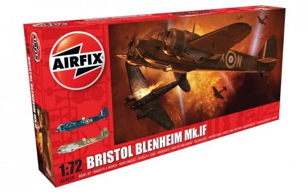 Kit Constructie Airfix Avion Bristol Blenheim Mk.if