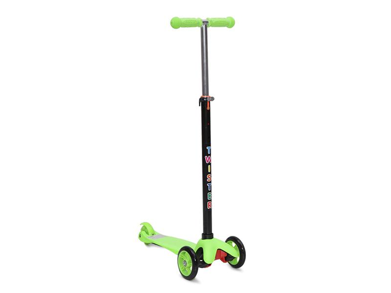 Trotineta Copii Moni Twister Verde