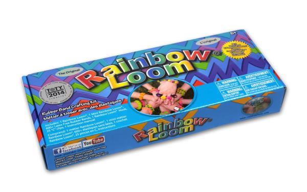 Kit Rainbow Loom imagine