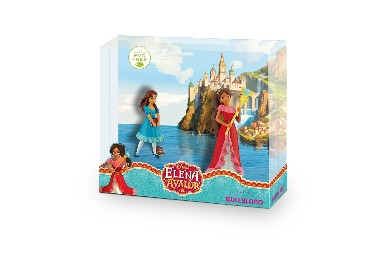 Set Isabel+Elena din Avalor