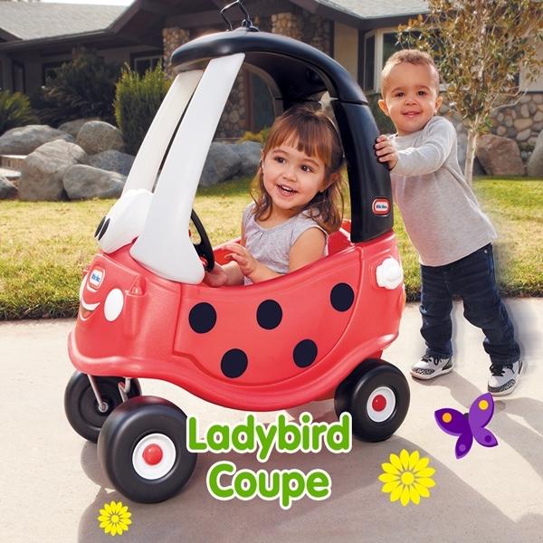 LadyBird Coupe -Little Tikes -173059