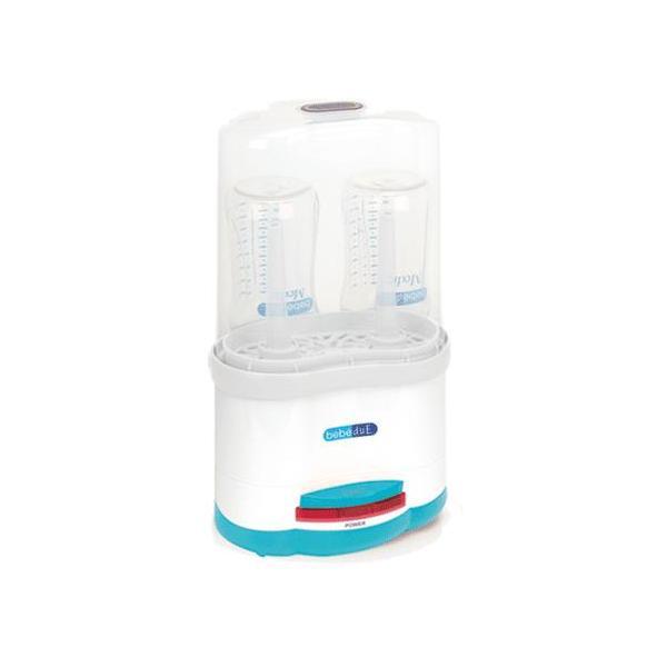 Sterilizator electric cu aburi 2 biberoane BebeduE BD80106
