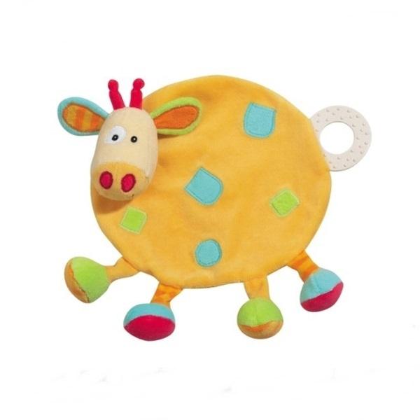 Inel dentitie Girafa - Brevi Soft Toys-166712