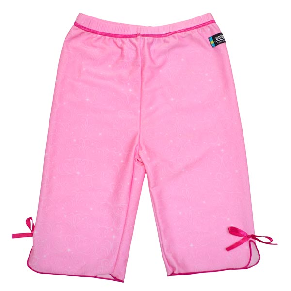 Pantaloni copii Princess marime 98-104 protectie UV Swimpy imagine