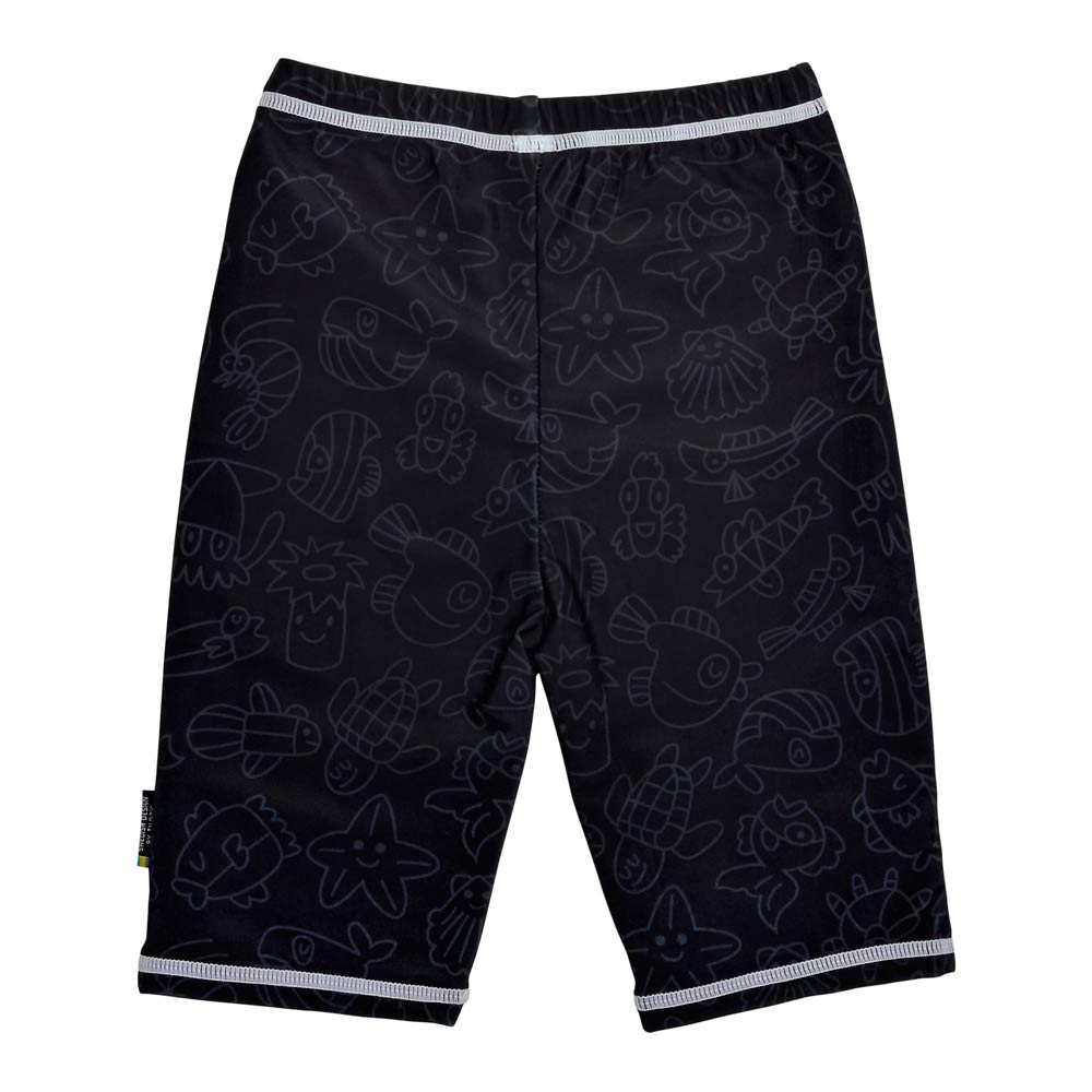 Pantaloni de baie Ocean marime 122-128 protectie UV Swimpy