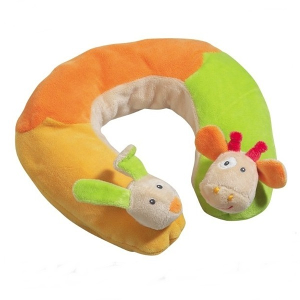 Perna Suport Gat Iepuras/girafa - Brevi Soft Toys imagine