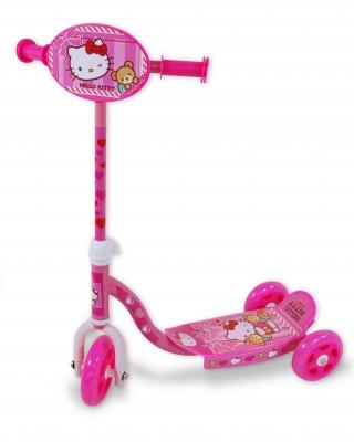 Trotineta Saica 3 roti Hello Kitty