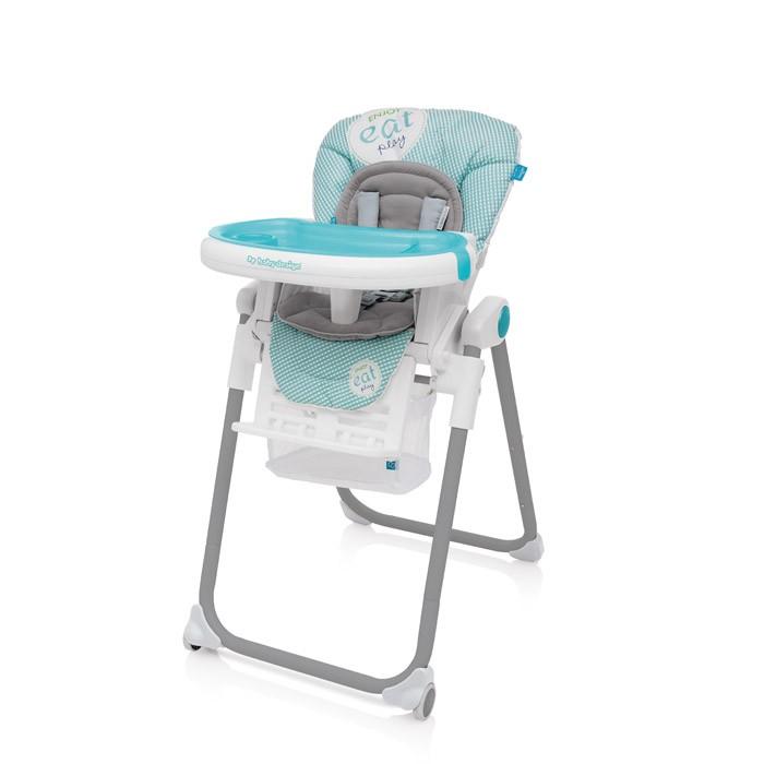 Baby Design Lolly 05 Turquoise 2017 - Scaun de masa