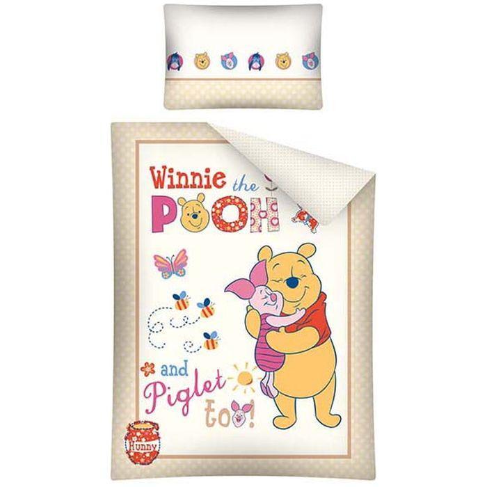 Lenjerie de pat Winnie the Pooh 100 x 135cm WTP20B