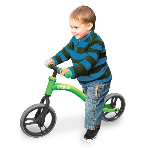 Y Volution Y Velo AIR verde - bicicleta fara pedale