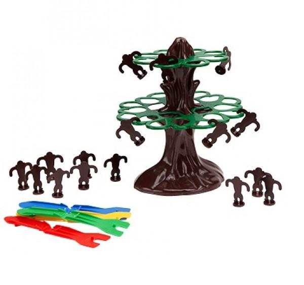 Joc de familie Echilibreaza Maimutele GLOBO image0