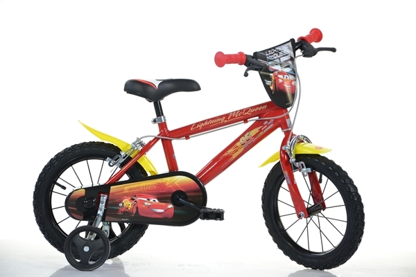 Bicicleta Cars3 14` - Dino Bikes-414CS