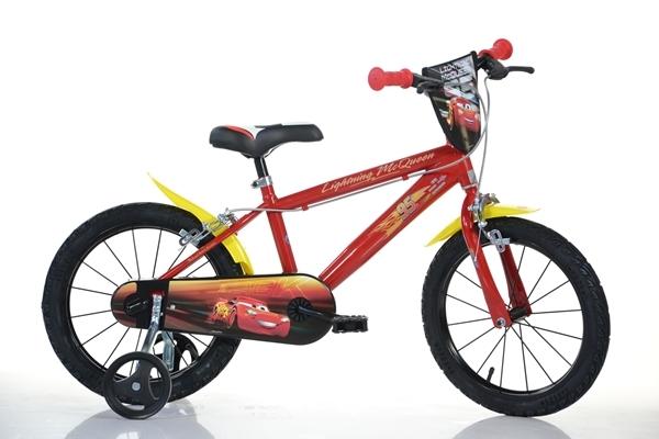 Bicicleta Cars3 16` - Dino Bikes-416CS