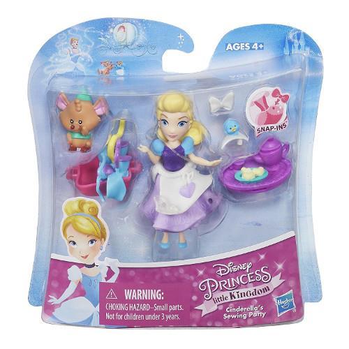 Disney Little Kingdom Petrecerea de Cusut a Cenusaresei