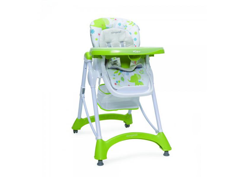 Scaun de masa copii Cangaroo Mint Verde
