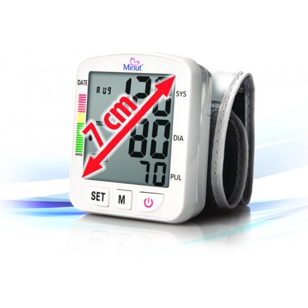Tensiometru digital Minut pentru incheietura mainii imagine