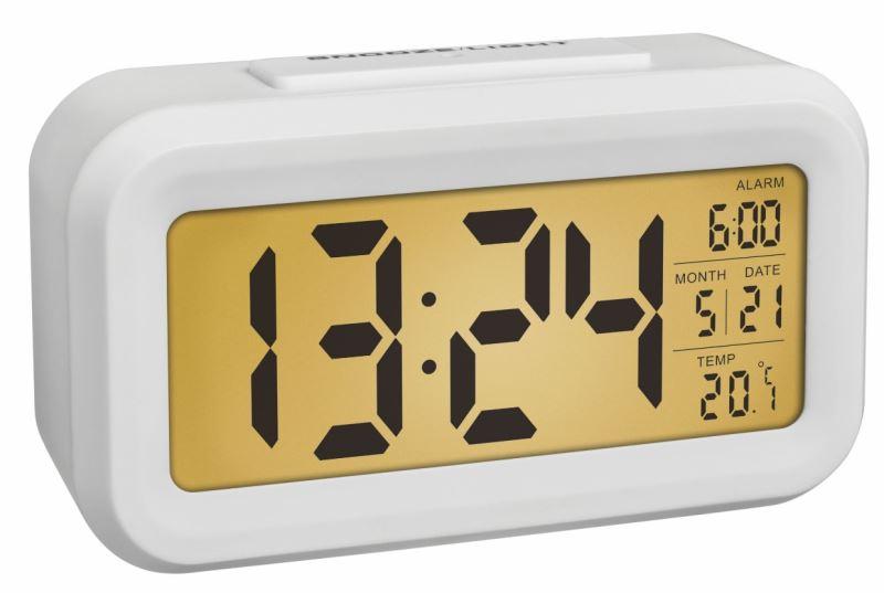 Termometru si ceas cu senzor de lumina TFA 60.2018.02