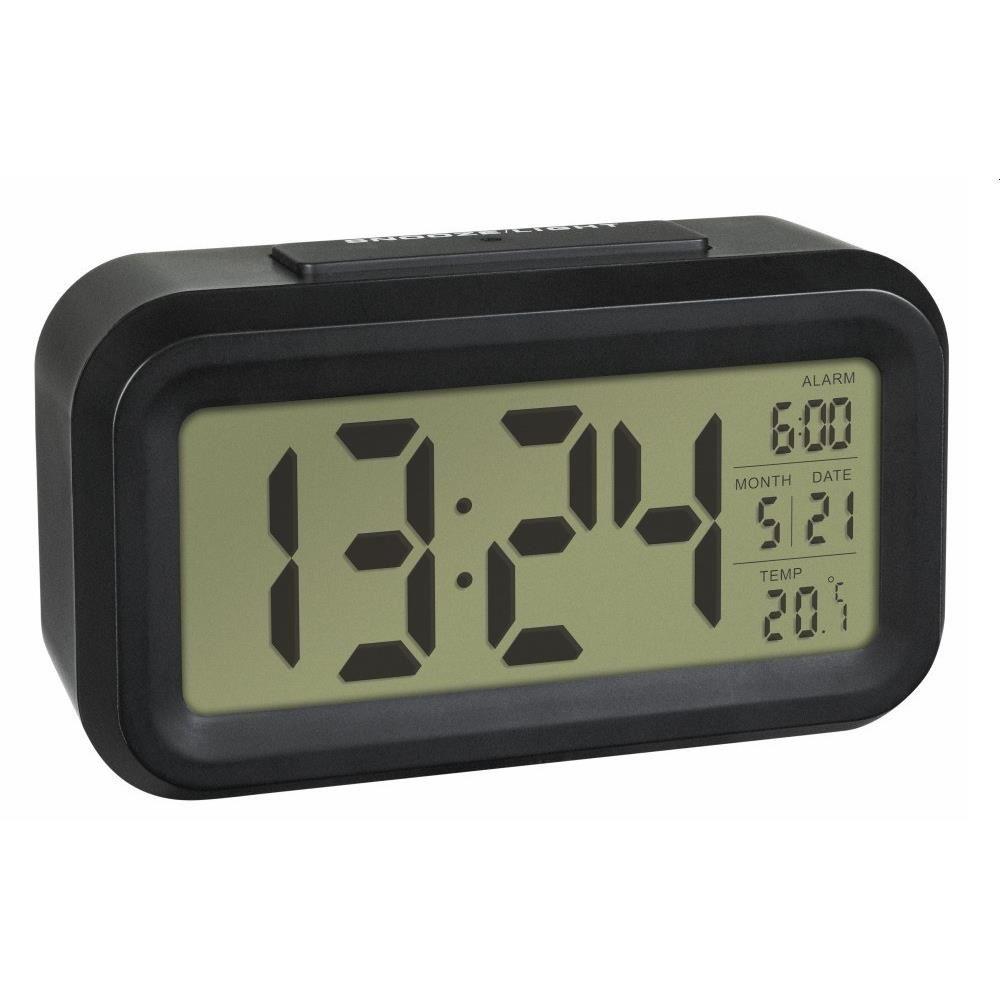 Termometru si ceas cu senzor de lumina TFA 60.2018.01 imagine