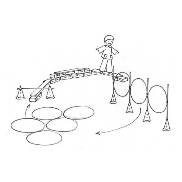 Set de motricitate B - Active Play