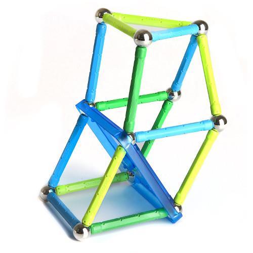 Set Constructie Magnetic Color 35