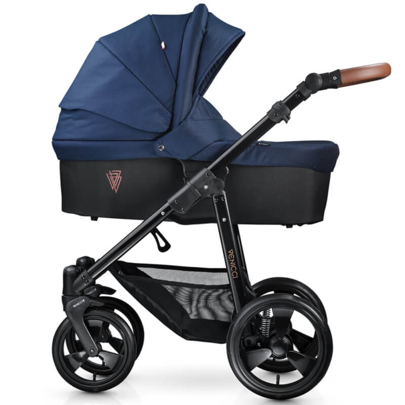 Carucior 2 in 1 Venicci Gusto Navy imagine