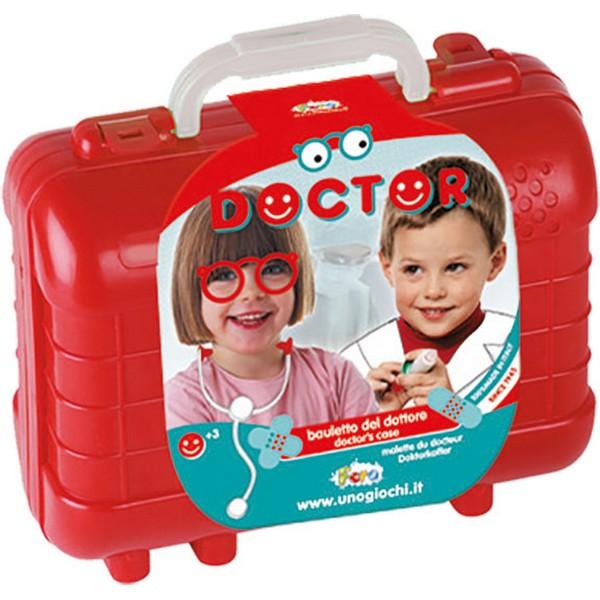 Valiza doctor pentru copii Faro