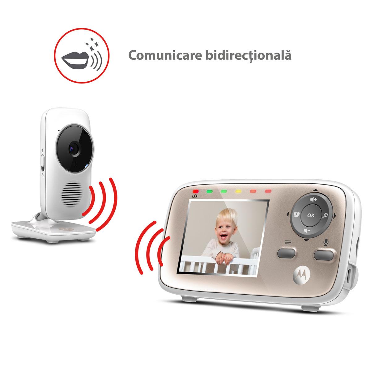 Videofon digital +WiFi MBP667 Connect