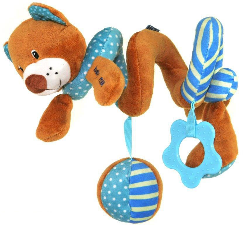 Spirala cu jucarii Blue Bear imagine