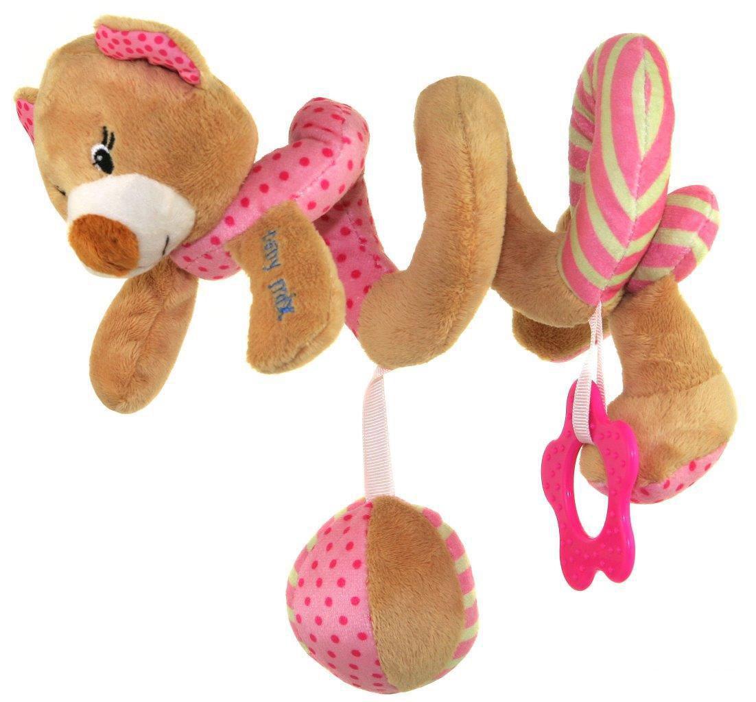 Spirala cu jucarii Pink Bear imagine