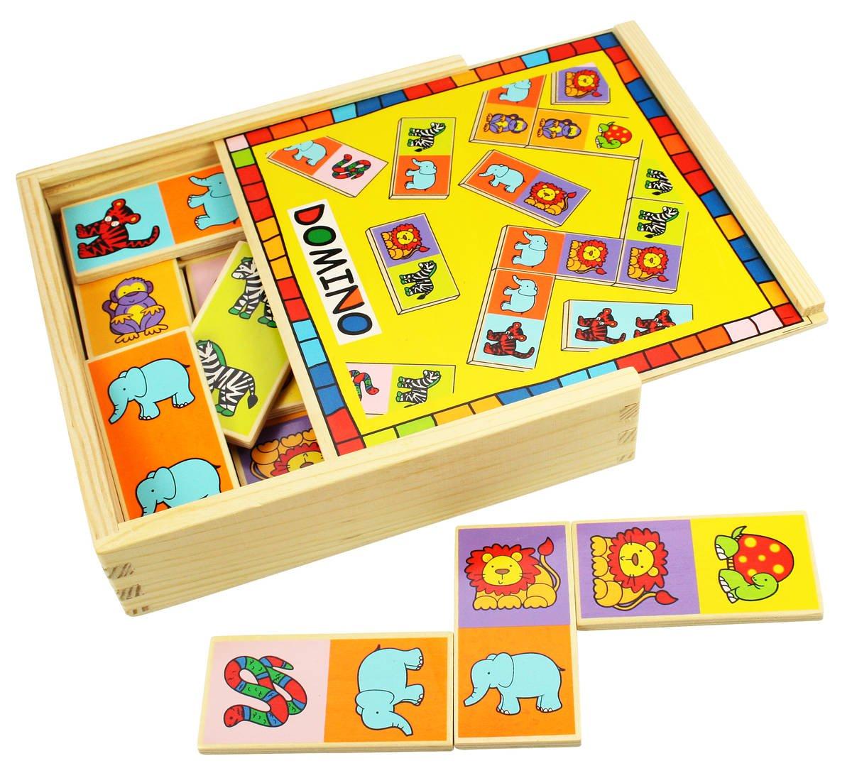 Domino pentru copii imagine