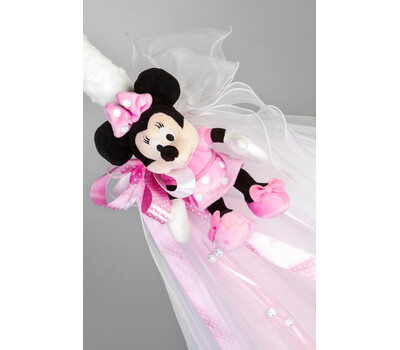 Lumanare Botez Minnie Mouse