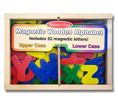 Litere Magnetice Melissa And Doug