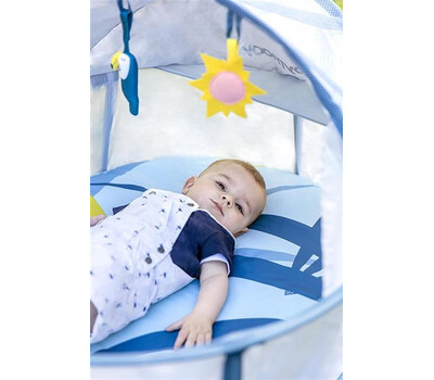 Babymoov-a035208 Cortul Anti-uv Big Babyni 2 In 1 Tropical