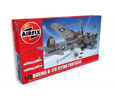 Kit Constructie Airfix Boeing B-17g Flying Fortress Scara 1:72